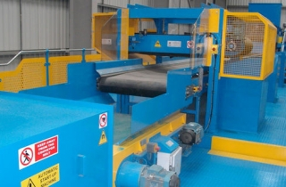 Eddy Current Seperator