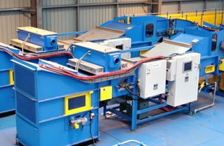 Fibre Sort & Sapphire optical Sorting Conveyor